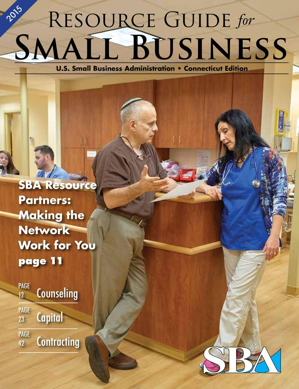 Small Business Administration Connecticut Edition