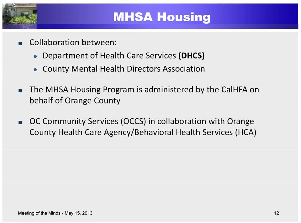 Mary Hale M S Director Of Behavioral Services Orange County