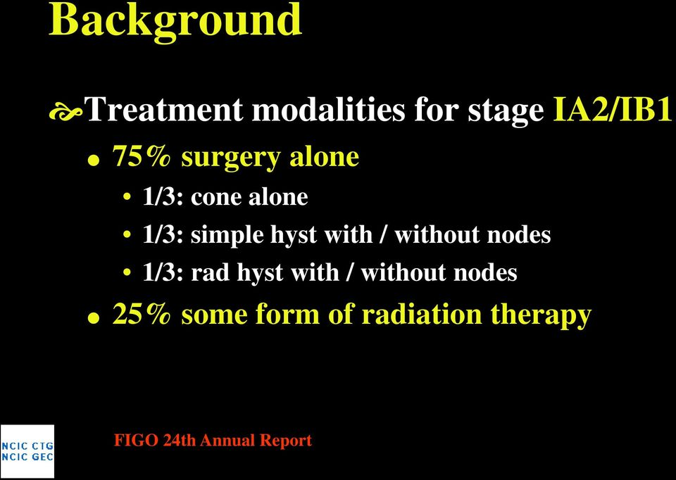 without nodes 1/3: rad hyst with / without nodes 25%