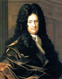 Gottfried Leibniz (1646-1716) Co-inventor of the calculus (with Newton) The first person to seriously consider the idea that ordinary thinking was computation the rules of arithmetic allow us to deal