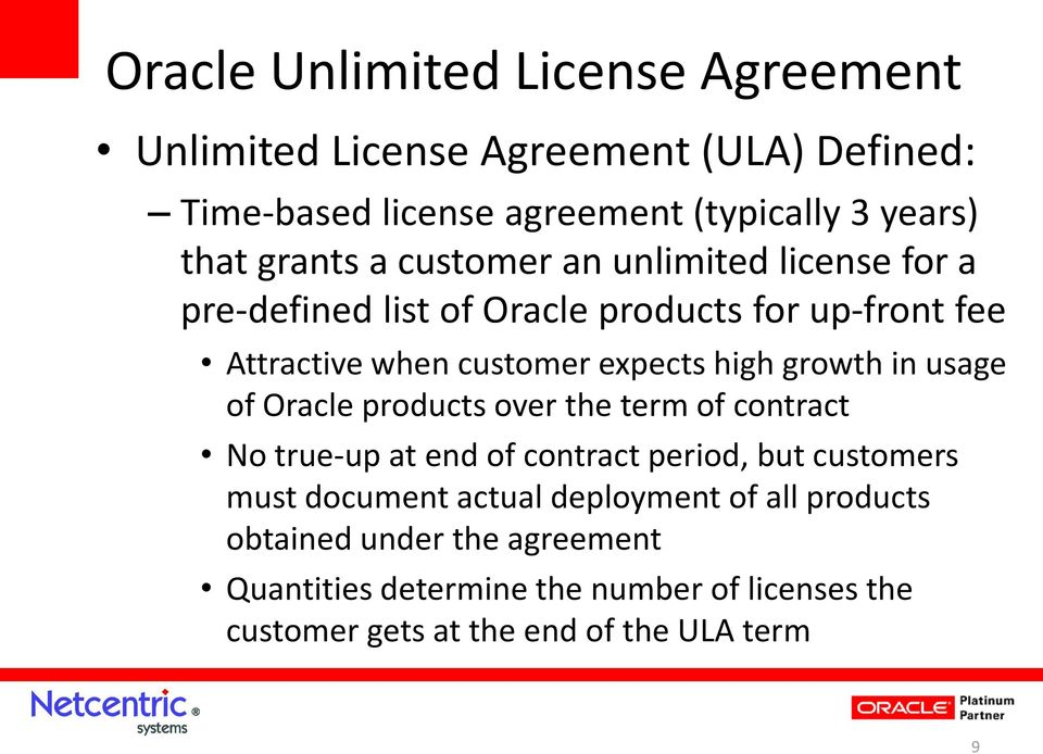 Understanding The Essentials Of Licensing Oracle Technology Products