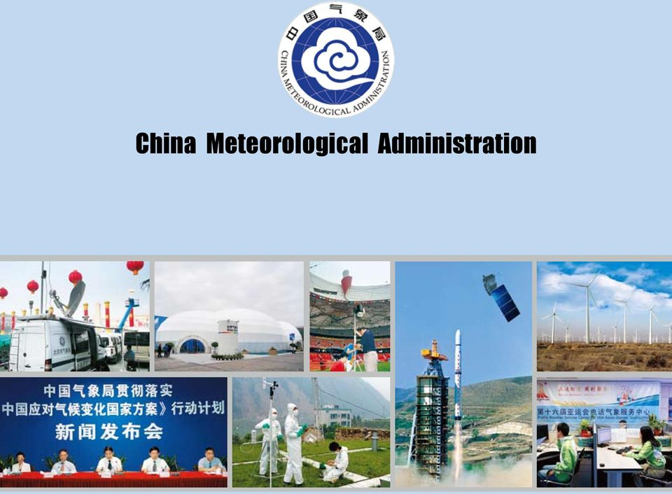 meteorology China