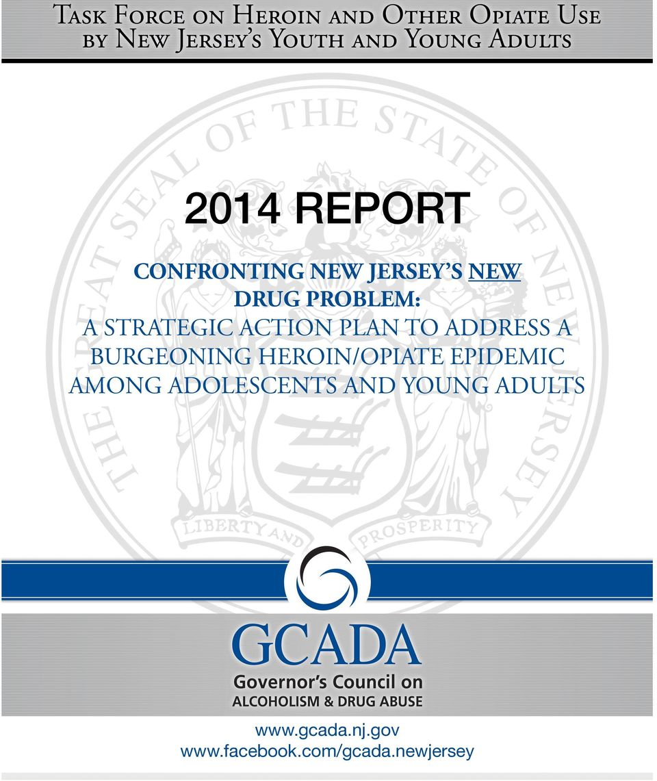 HEROIN/OPIATE EPIDEMIC AMONG ADOLESCENTS AND YOUNG