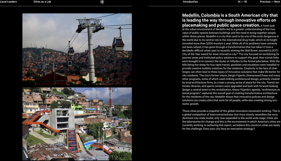 Medellin is a city that used to be one of the most dangerous in the world due to its central role in the international drug trade, which at its height recorded more than 3,000 murders a year.