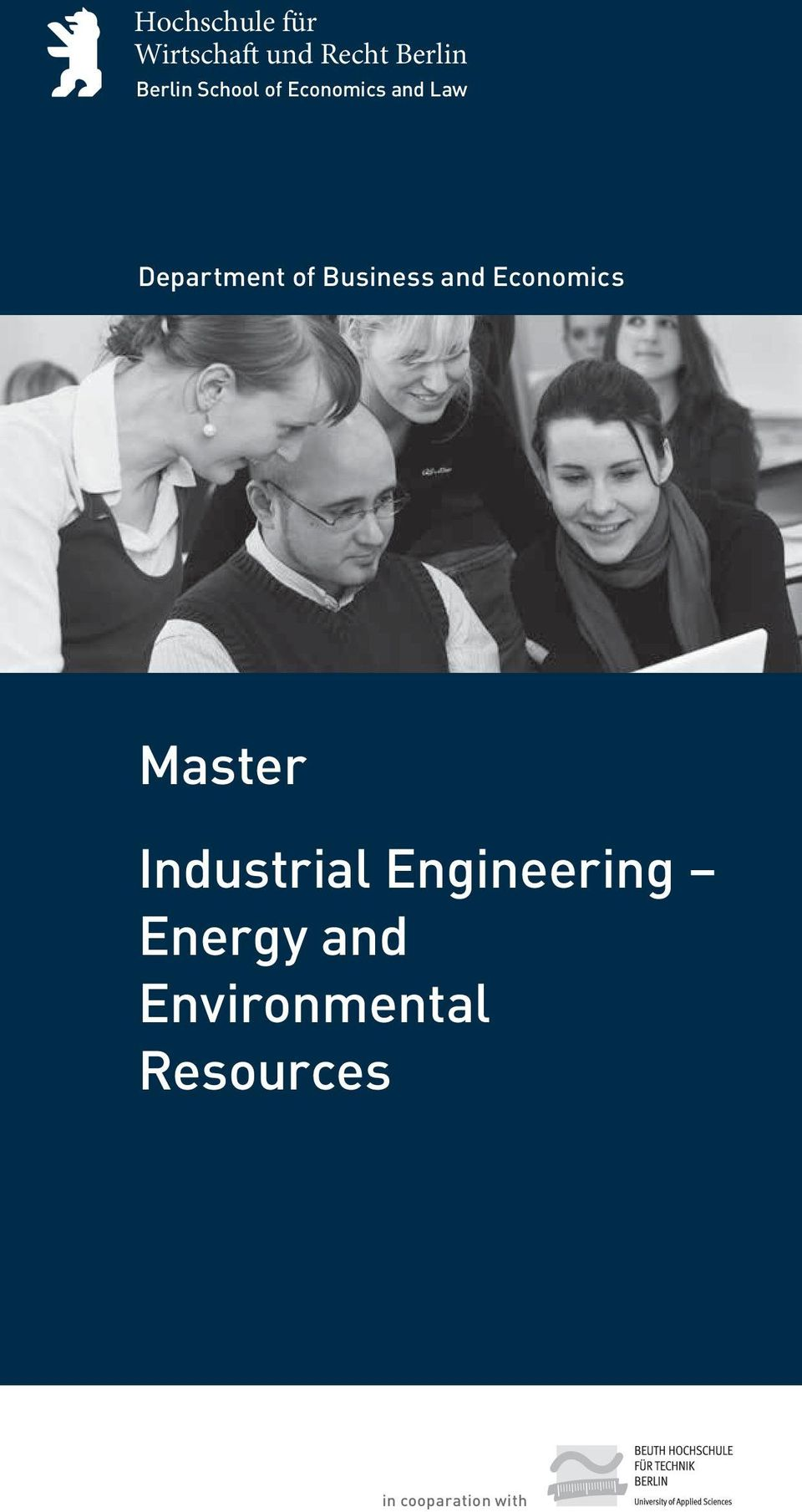 Business and Economics Master Industrial
