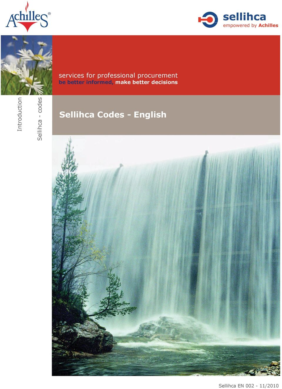 decisions Introduction Sellihca - codes