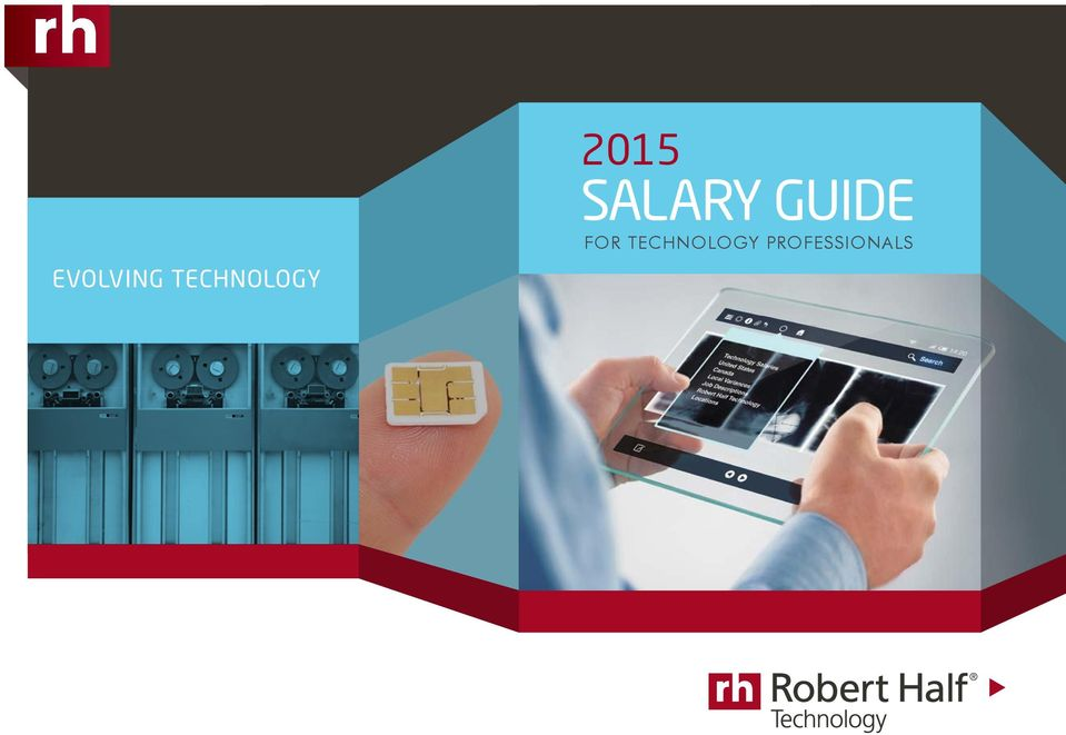 SALARY GUIDE FOR