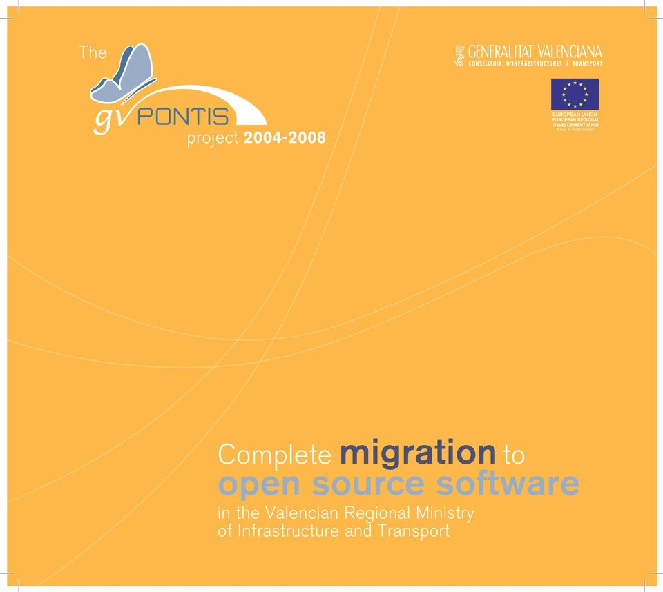 Complete migration to open source software in the