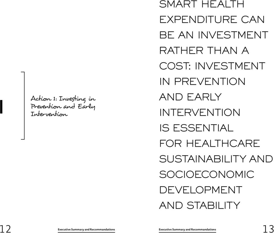 intervention is essential for healthcare sustainability and socioeconomic development