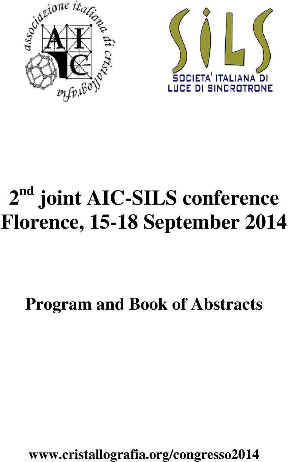 Program and Book of Abstracts