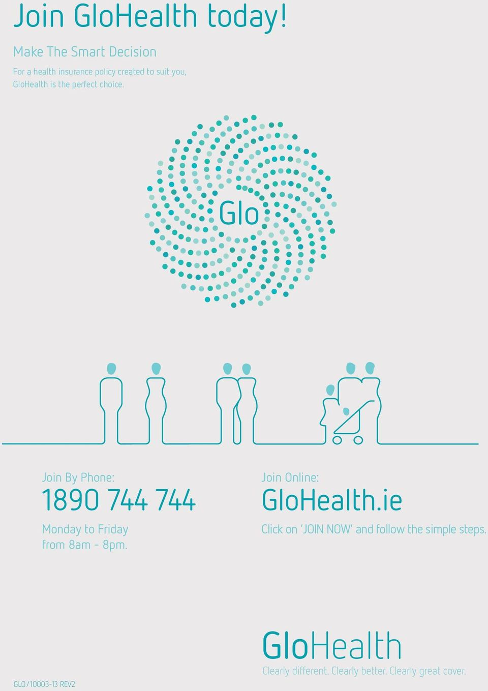 you, GloHealth is the perfect choice.