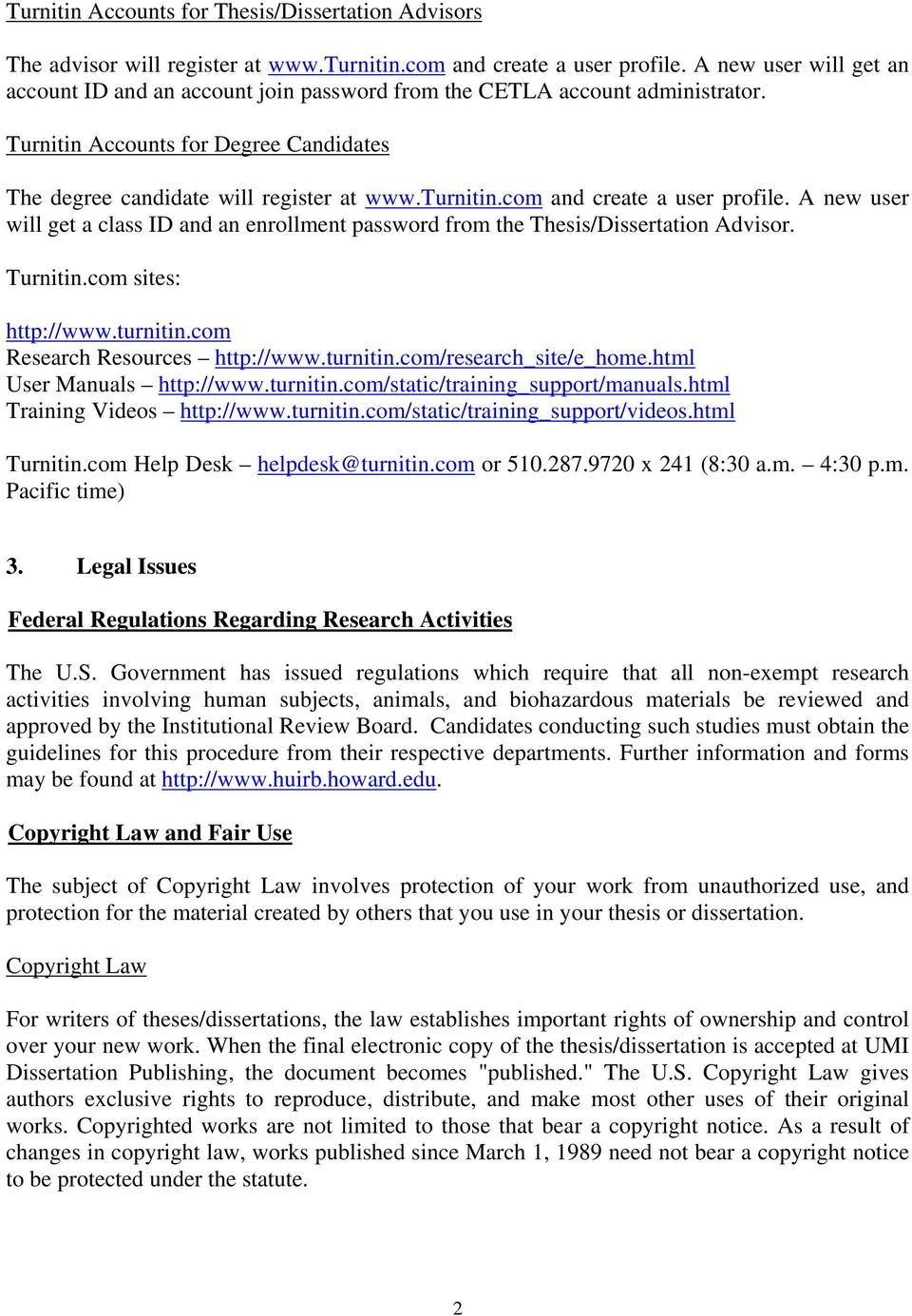 dissertation copyrighted materials I attest that the text of this electronic document is the final version of my dissertation, incorporating all corrections and other emendations requested by my.