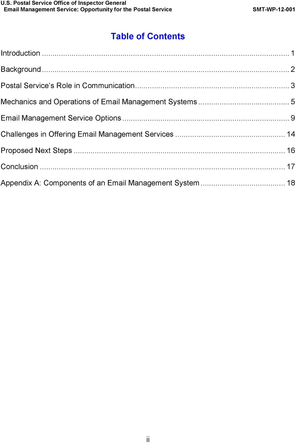 .. 3 Mechanics and Operations of Email Management Systems.