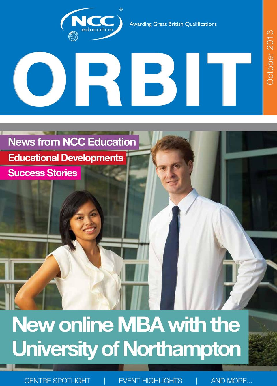 online MBA with the University of