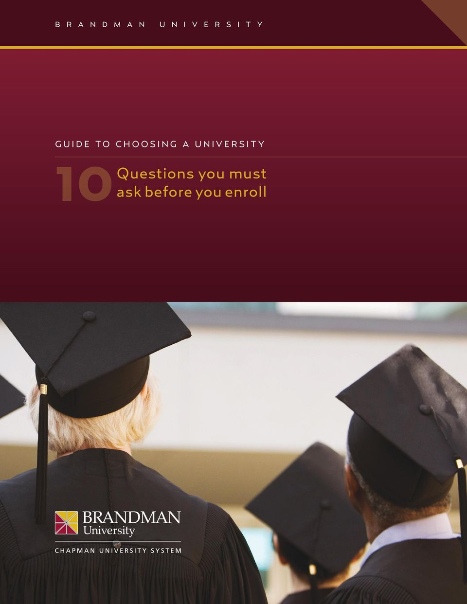 UNIVERSITY 10 Questions you