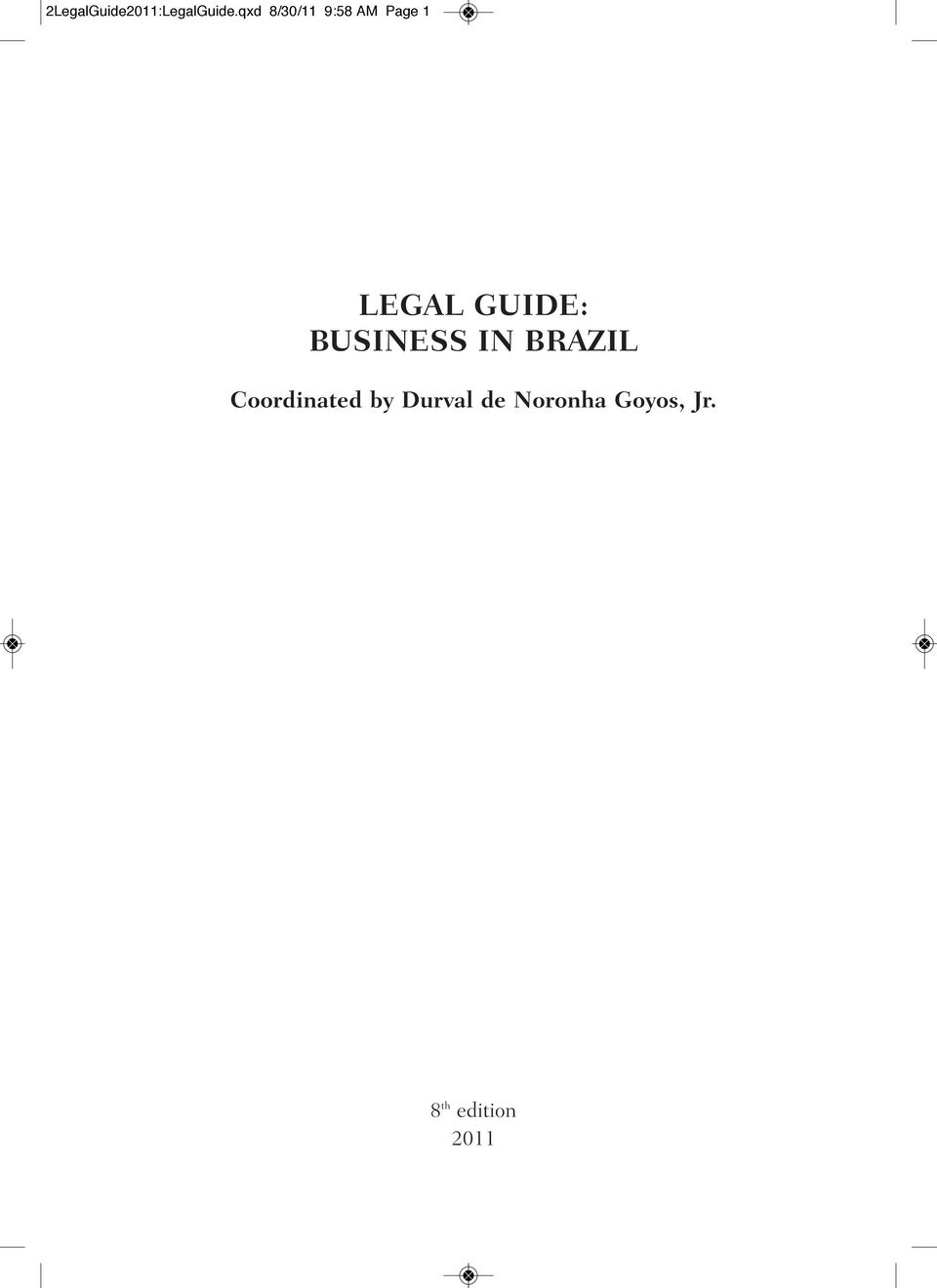 GUIDE: BUSINESS IN BRAZIL