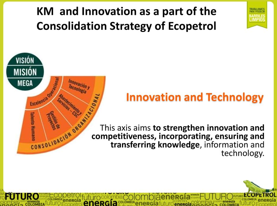 strengthen innovation and competitiveness, incorporating,