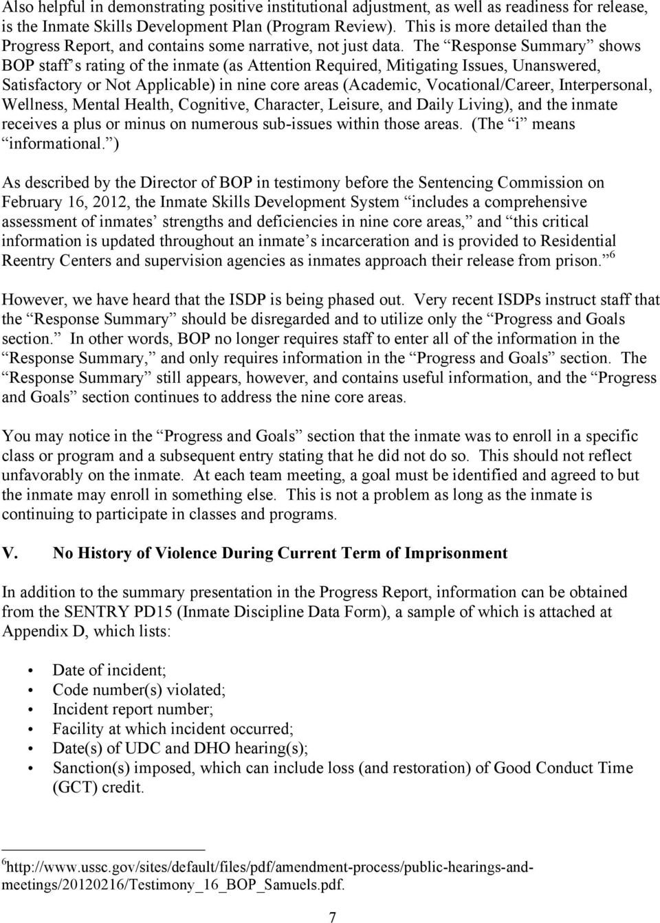 The BOP consent form, which you will have the client sign and return