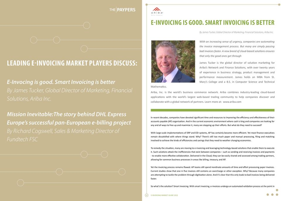 But many are simply passing bad invoices faster.