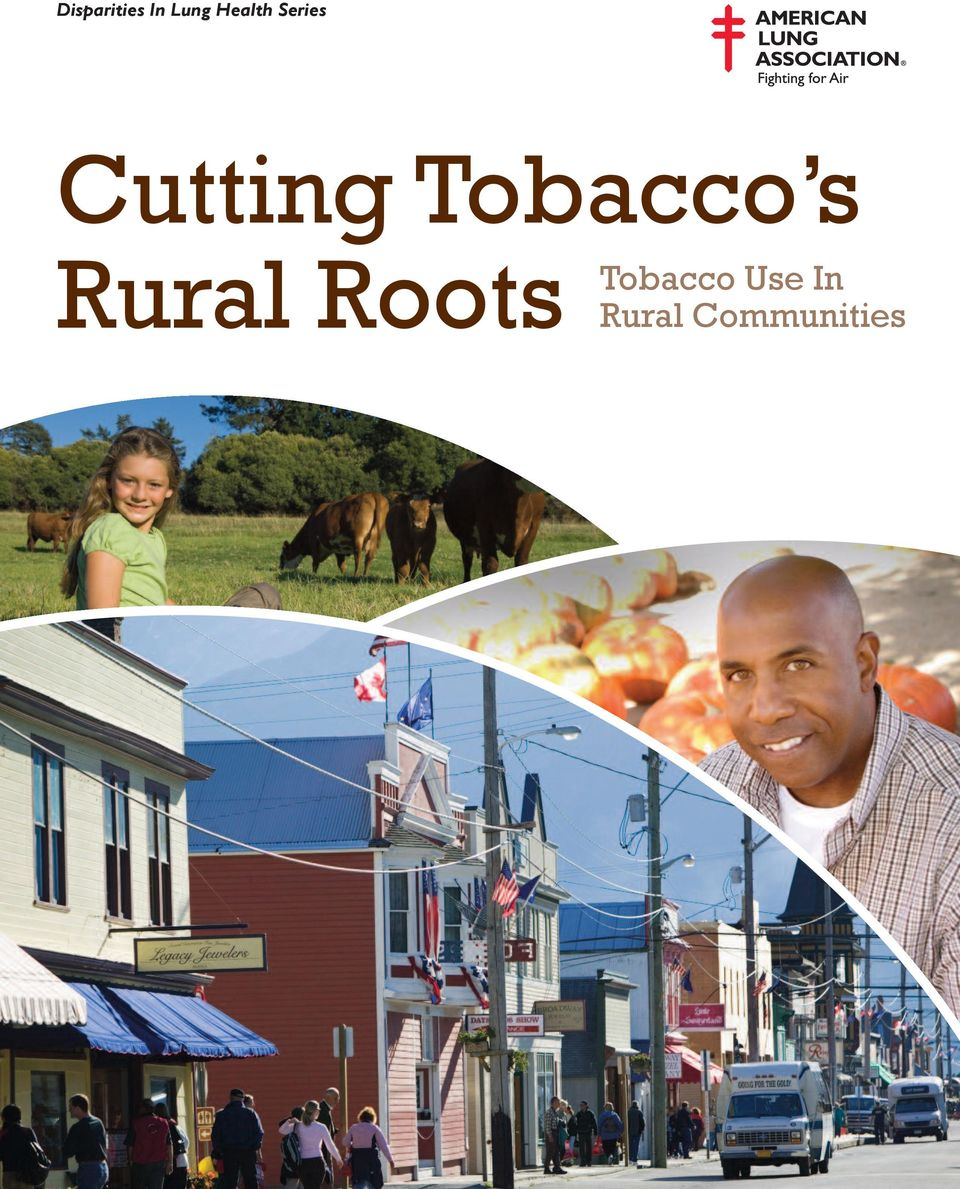 Tobacco s Rural Roots