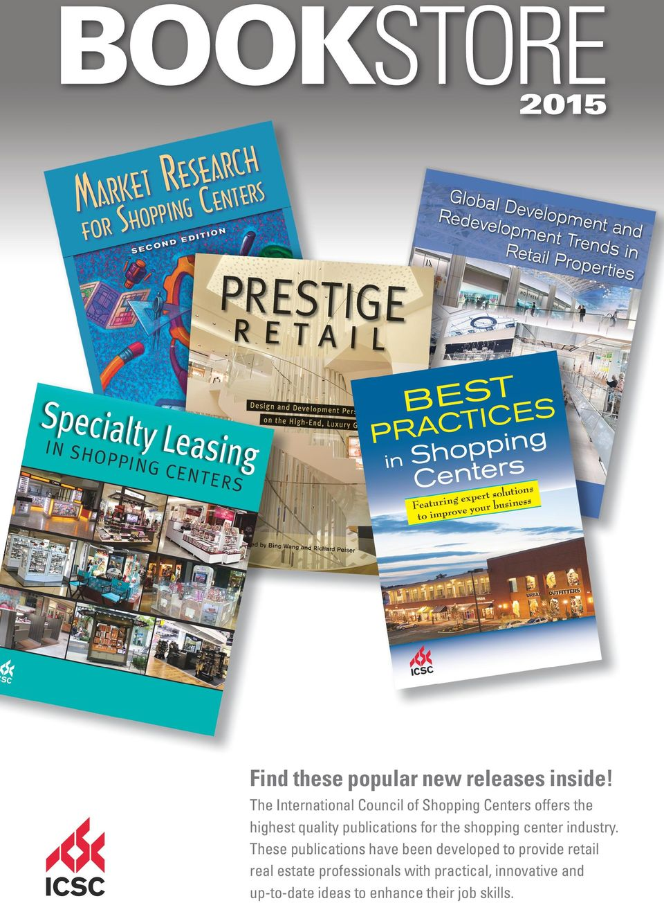 publications for the shopping center industry.