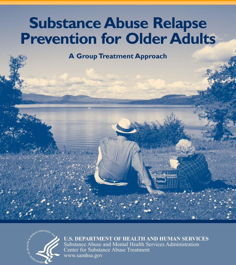 DEPARTMENT OF HEALTH AND HUMAN SERVICES Substance Abuse