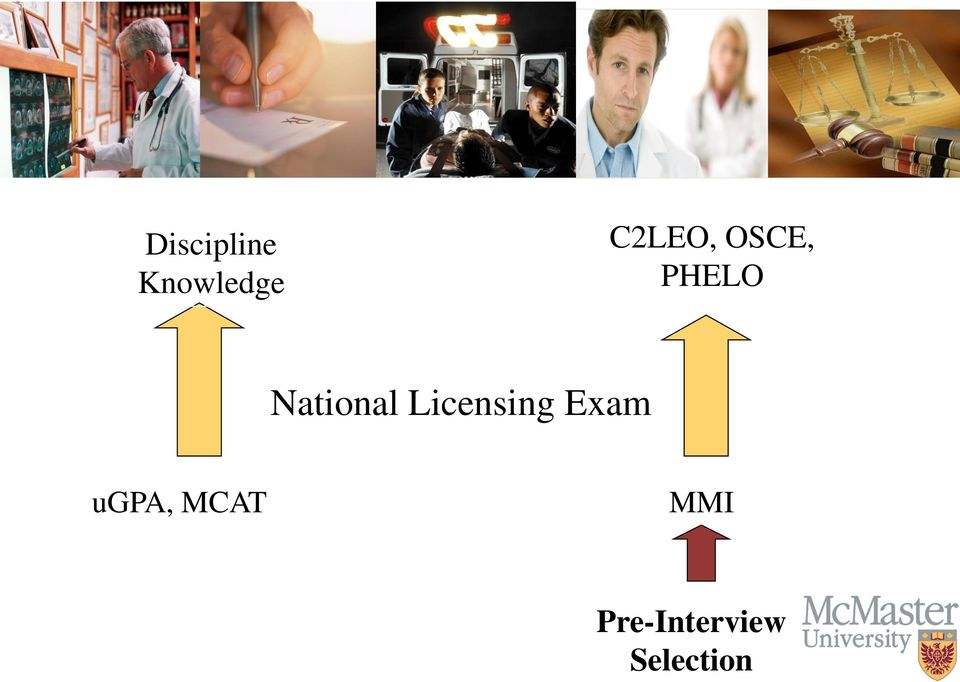 National Licensing Exam