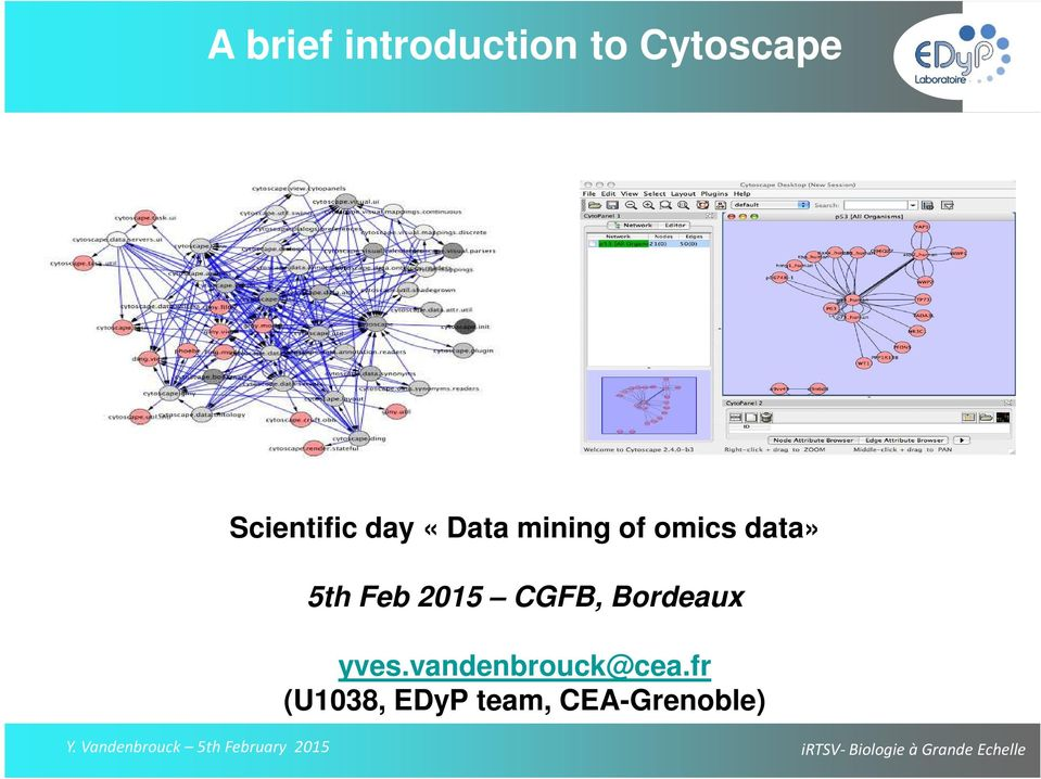 data» 5th Feb 2015 CGFB, Bordeaux yves.