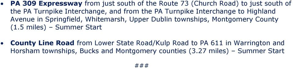 Dublin townships, Montgomery County (1.