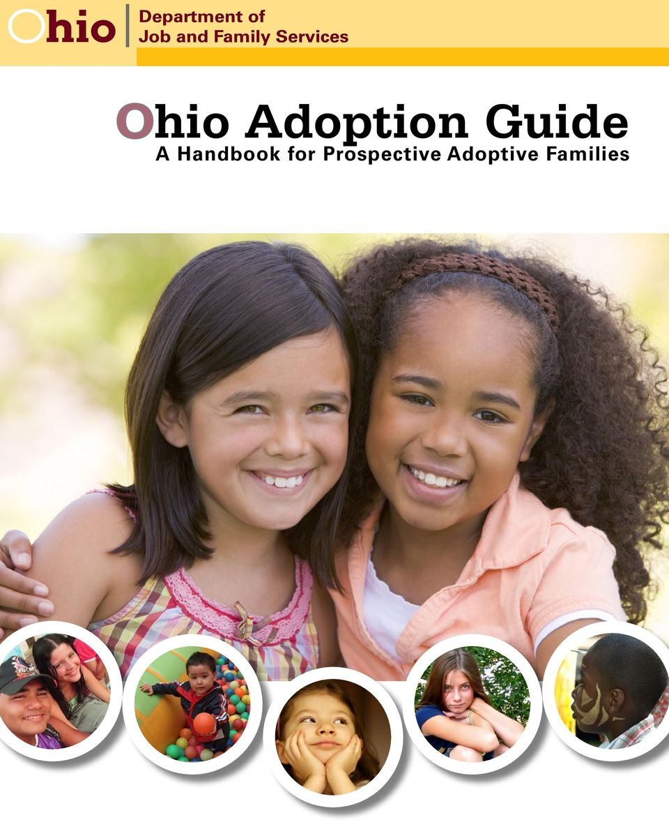 CHALLENGES Ohio Adoption Guide A