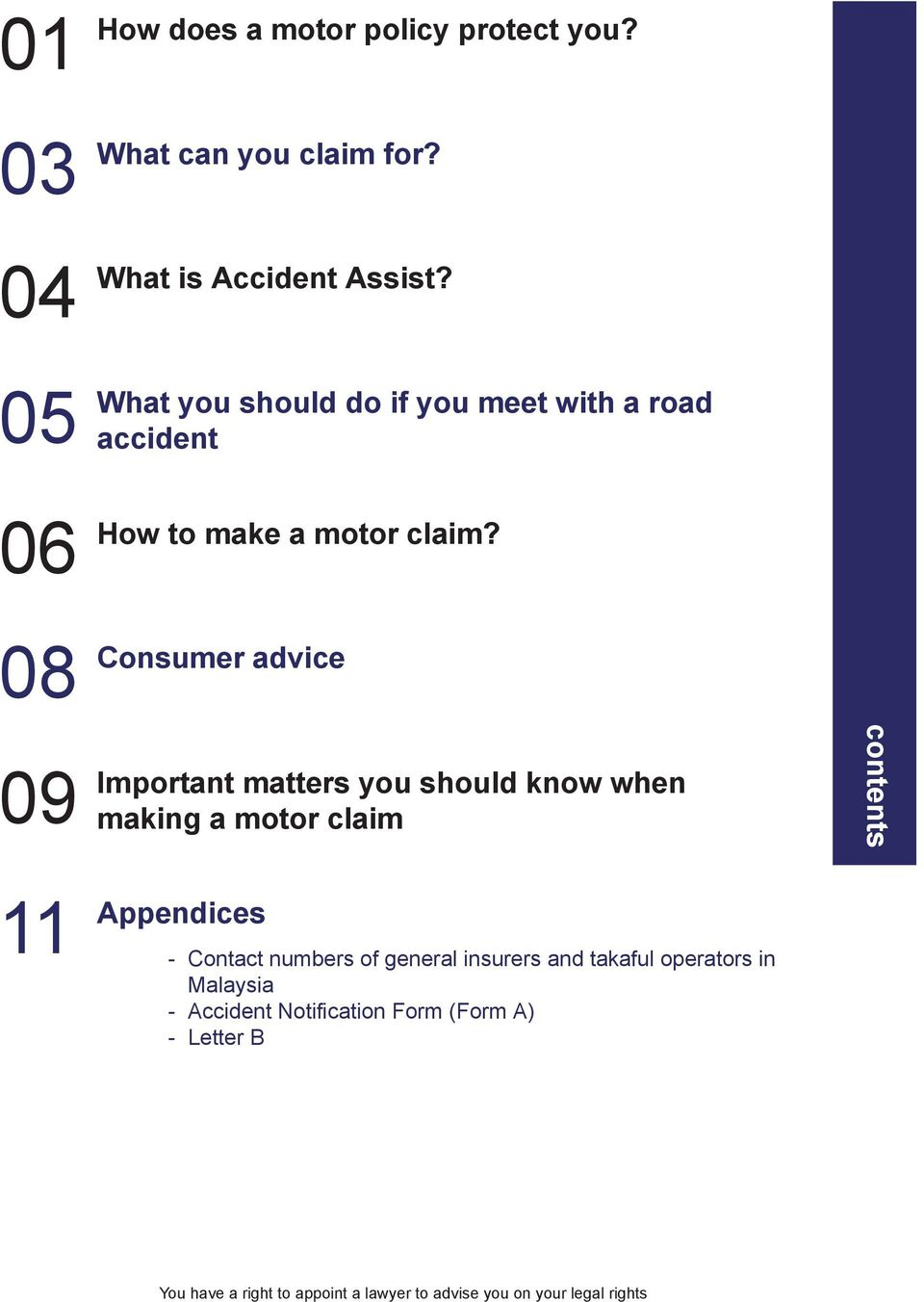 What you should do if you meet with a road accident How to make a motor claim?