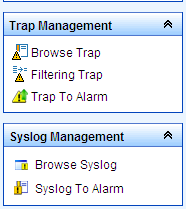 Efficient Fault & Event Management Allows in dept correlation and analysis of alarms IMC, Trap and