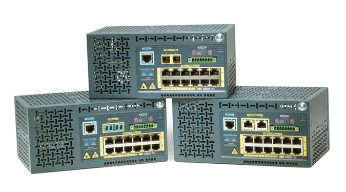 Cisco Catalyst 2955 switches can be configured either as command or member switches in a Cisco switch cluster.
