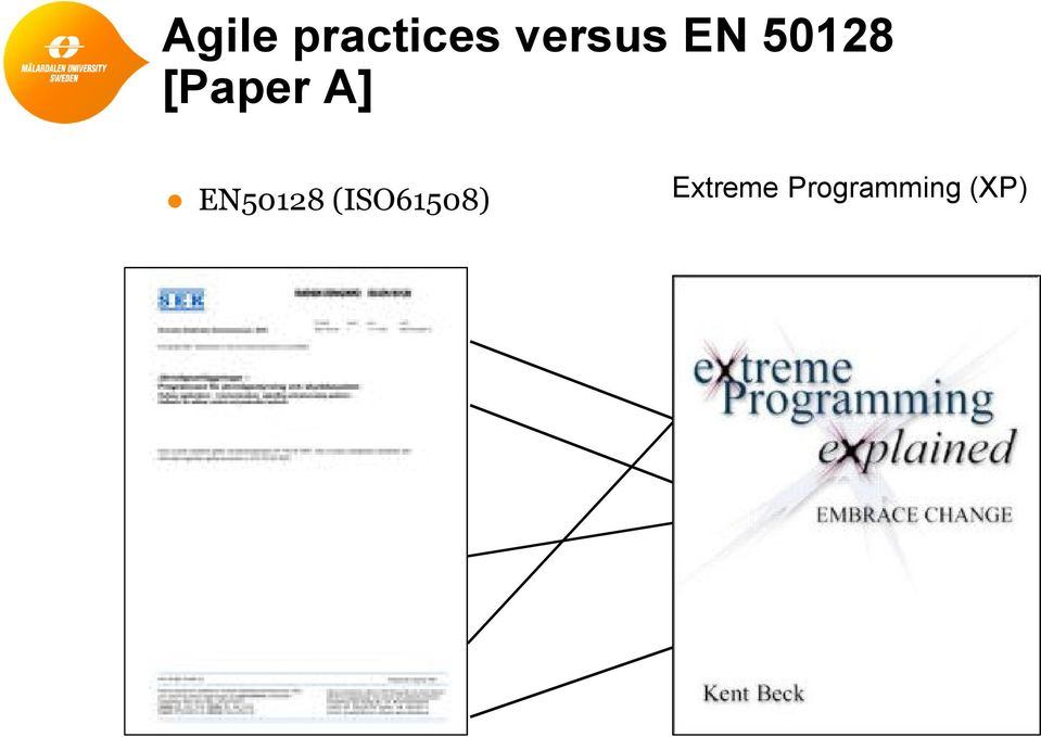essay on agile software development This paper presents an overview of the agile software development methodologiesthe basic purpose of this research is to show that 'agile software development.