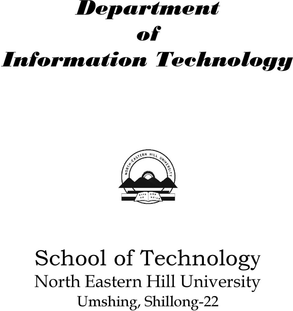Technology School