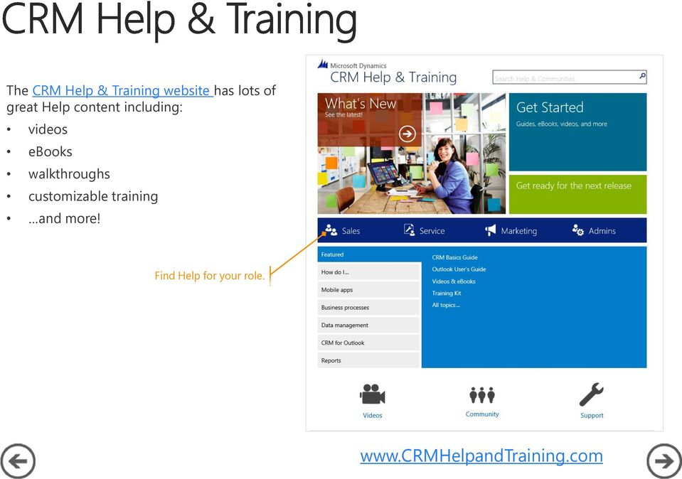 walkthroughs customizable training and more!