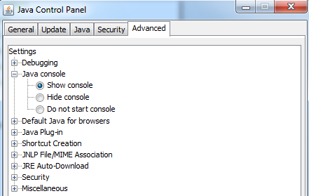 Check SSL handshake failure If you can see the message below, then the certificate doesn t match between the integrated target system and TFSI. Caused by: javax.naming.