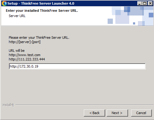 Launcher TFS provides a desktop application (launcher) that ensures continuity of office productivity even when offline. Note that TFS must running when you are installing launcher initially.