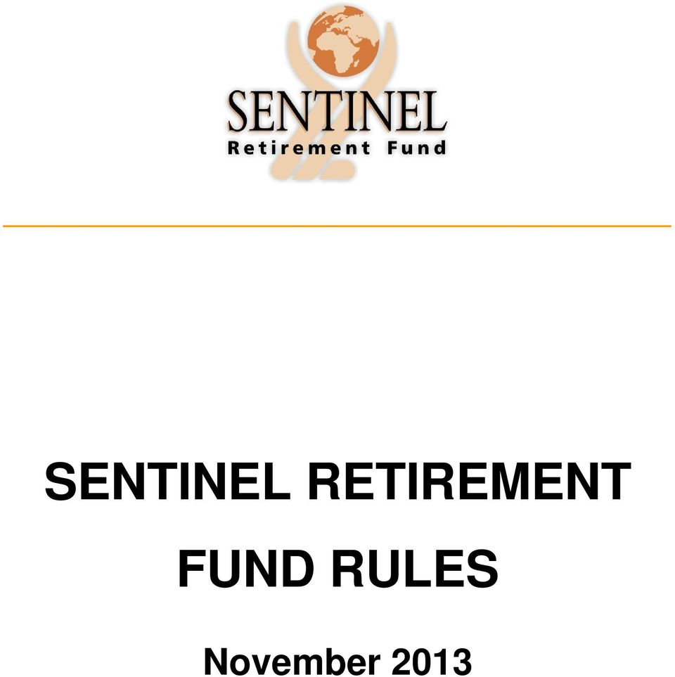 FUND RULES