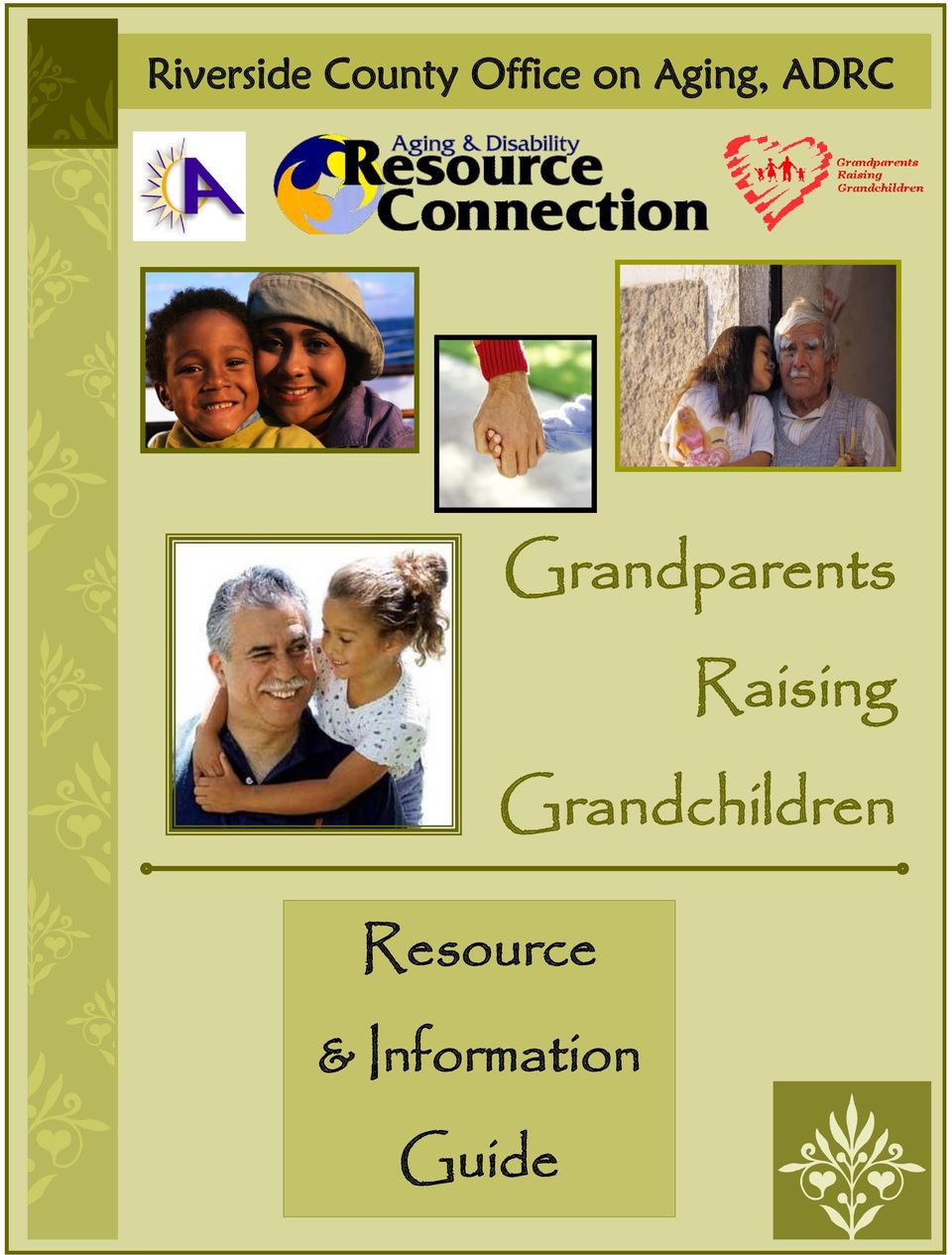Grandparents Raising Grandchildren - PDF