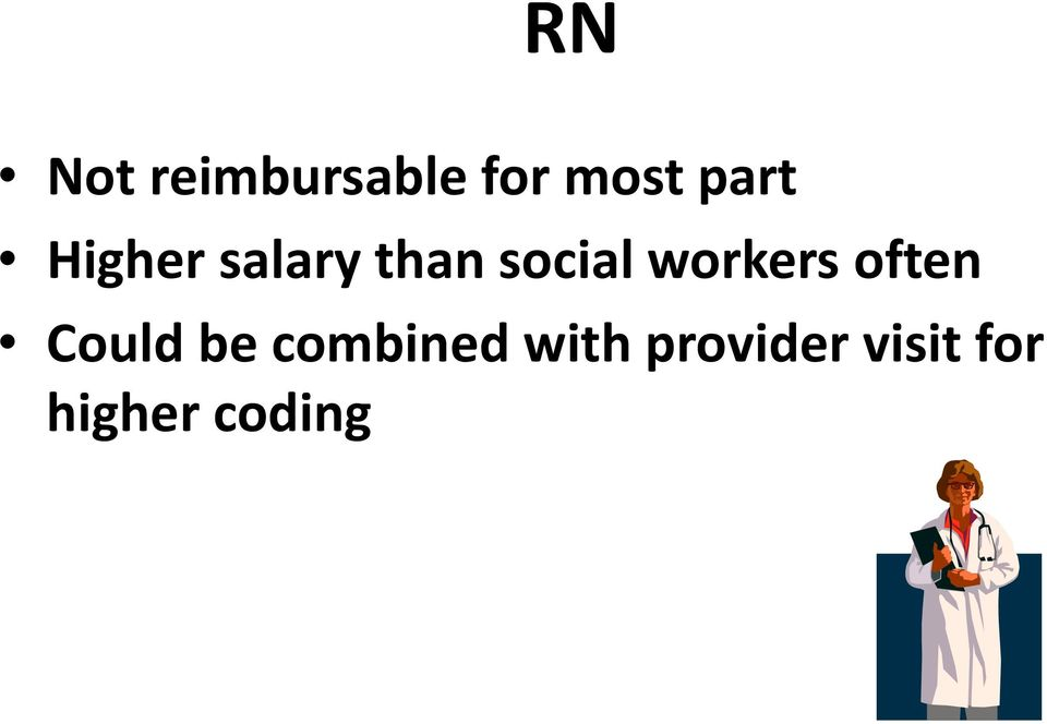 workers often Could be combined