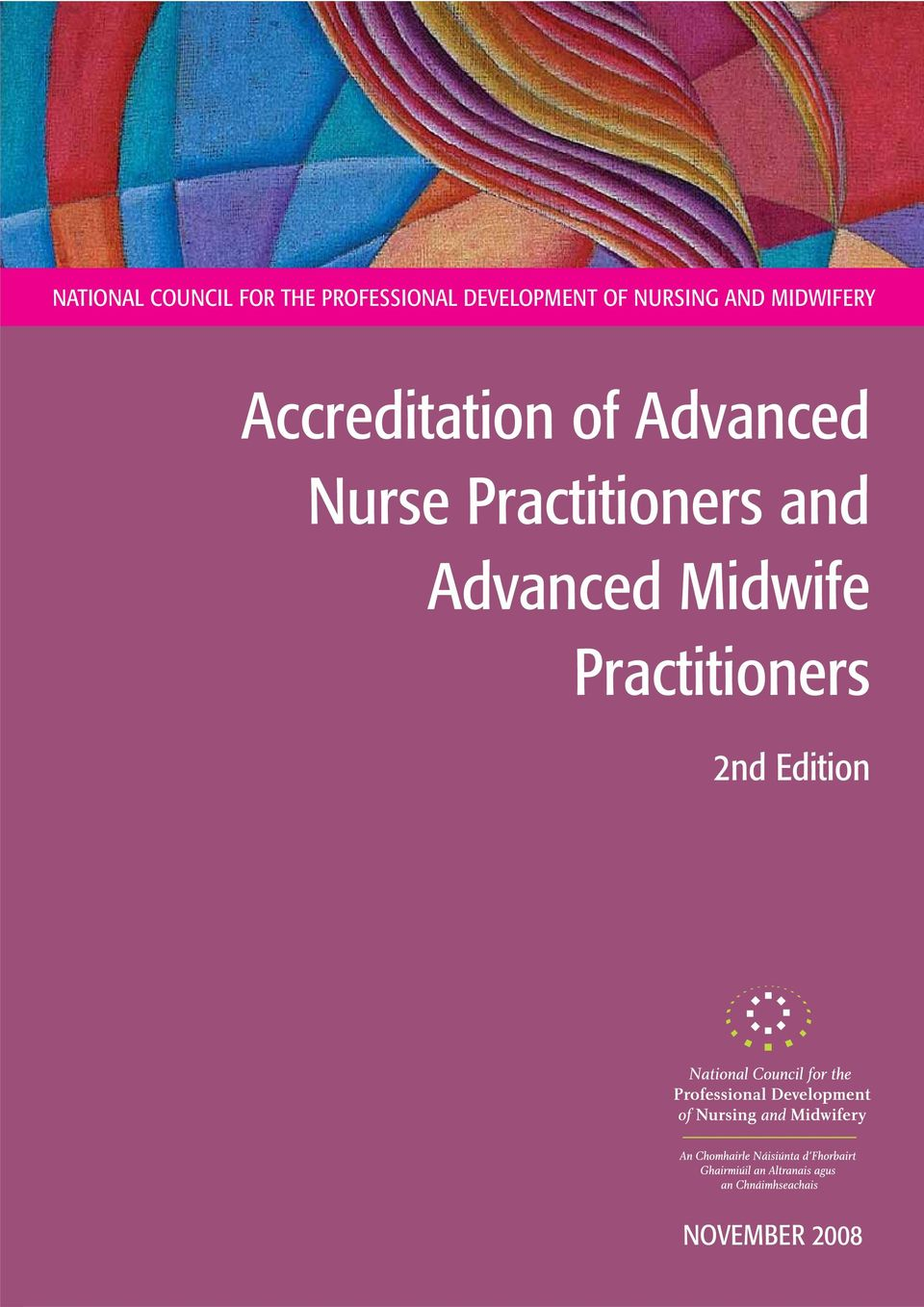 Accreditation of Advanced Nurse Practitioners