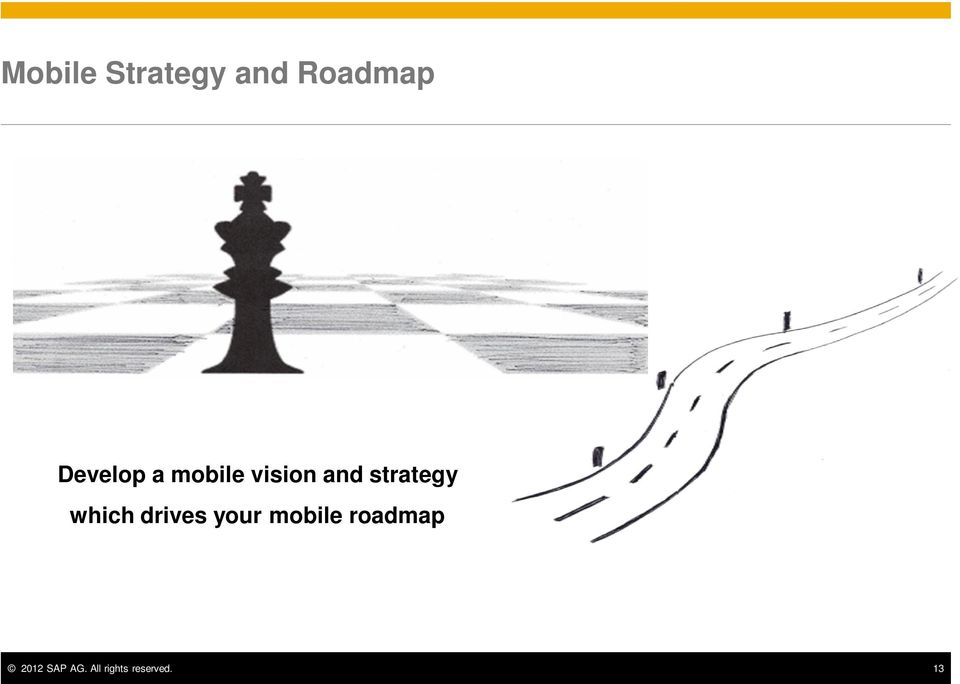 strategy which drives your mobile