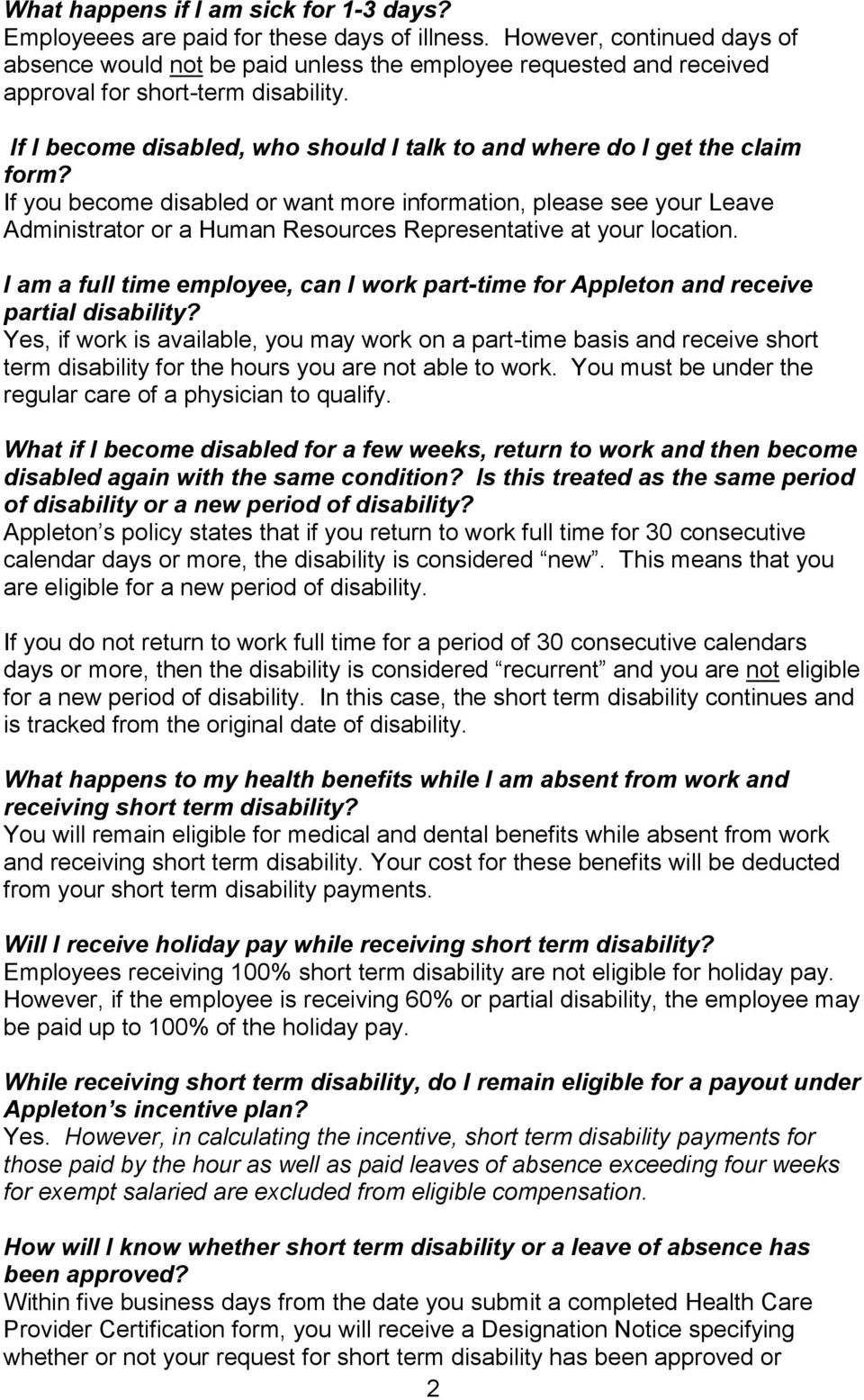 If I become disabled, who should I talk to and where do I get the claim form?