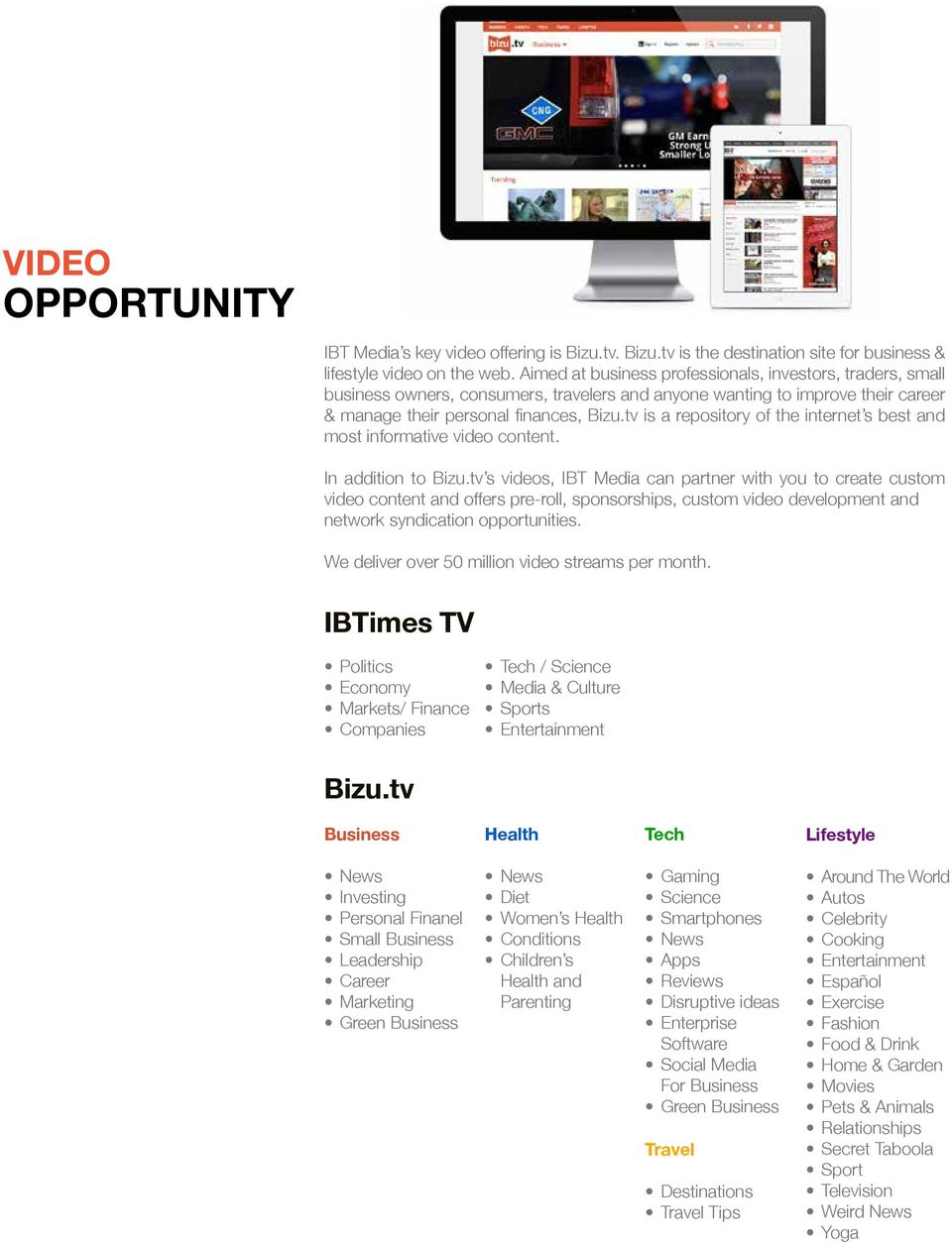 tv is a repository of the internet s best and most informative video content. In addition to Bizu.