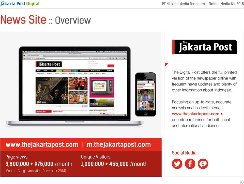 com is one-stop reference for both local and international audiences. www.thejakartapost.