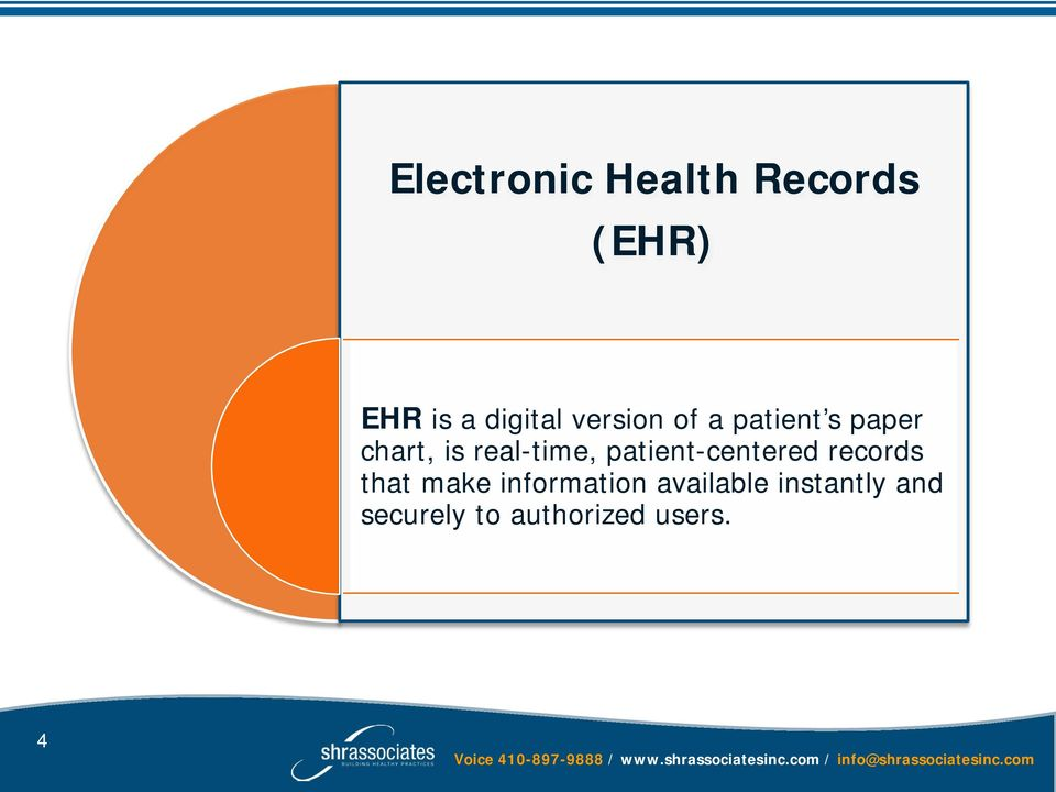 patient-centered records that make information