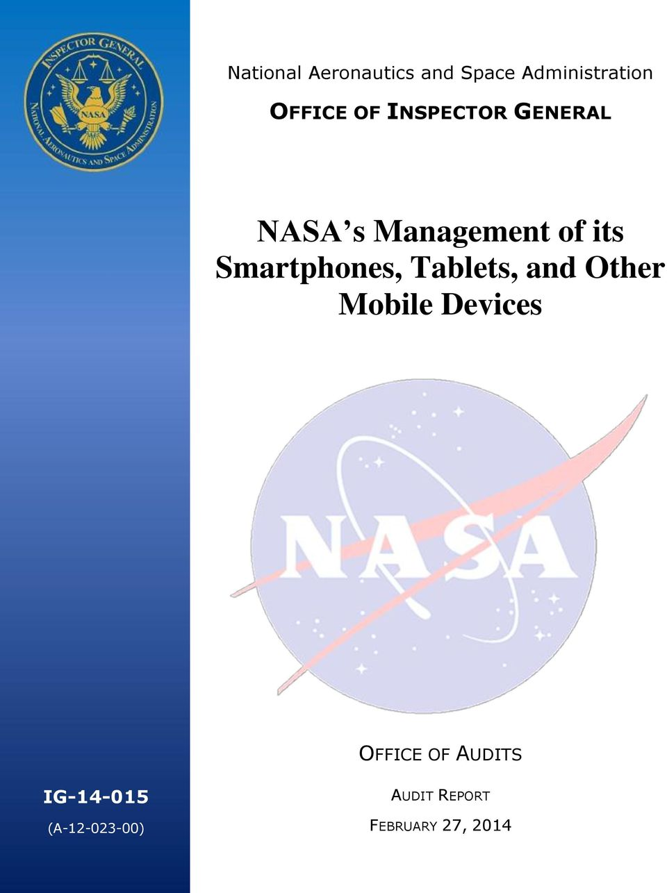 Smartphones, Tablets, and Other Mobile Devices OFFICE