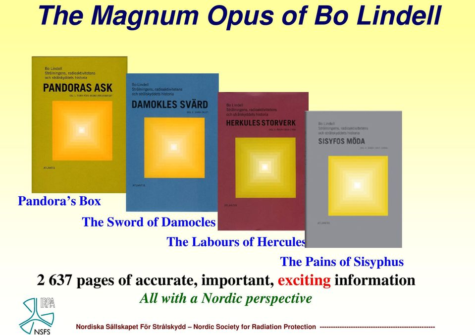 Pains of Sisyphus 2 637 pages of accurate,