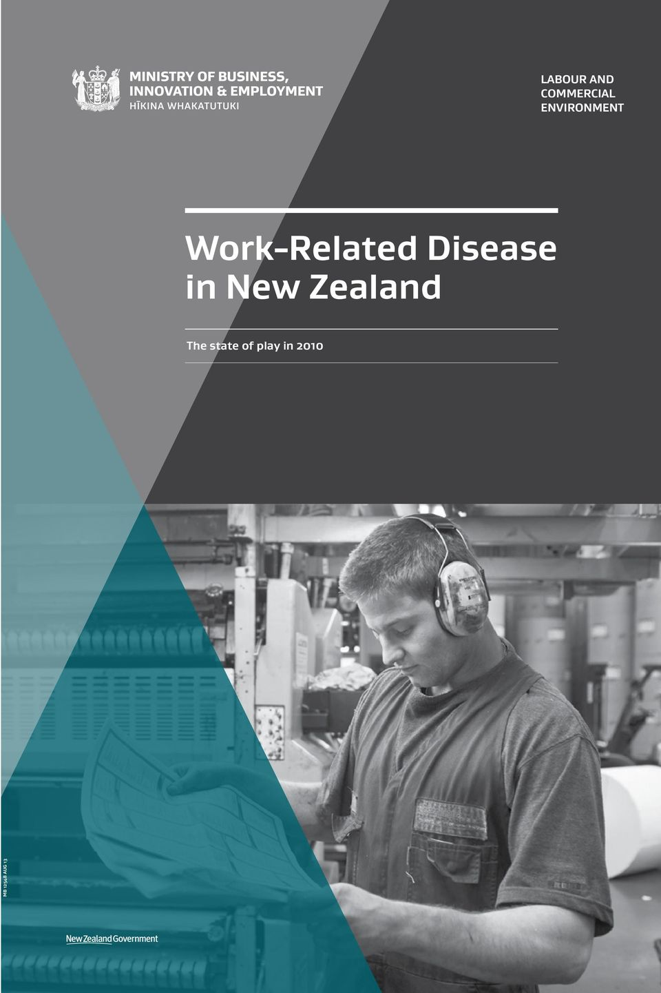 Disease in New Zealand The